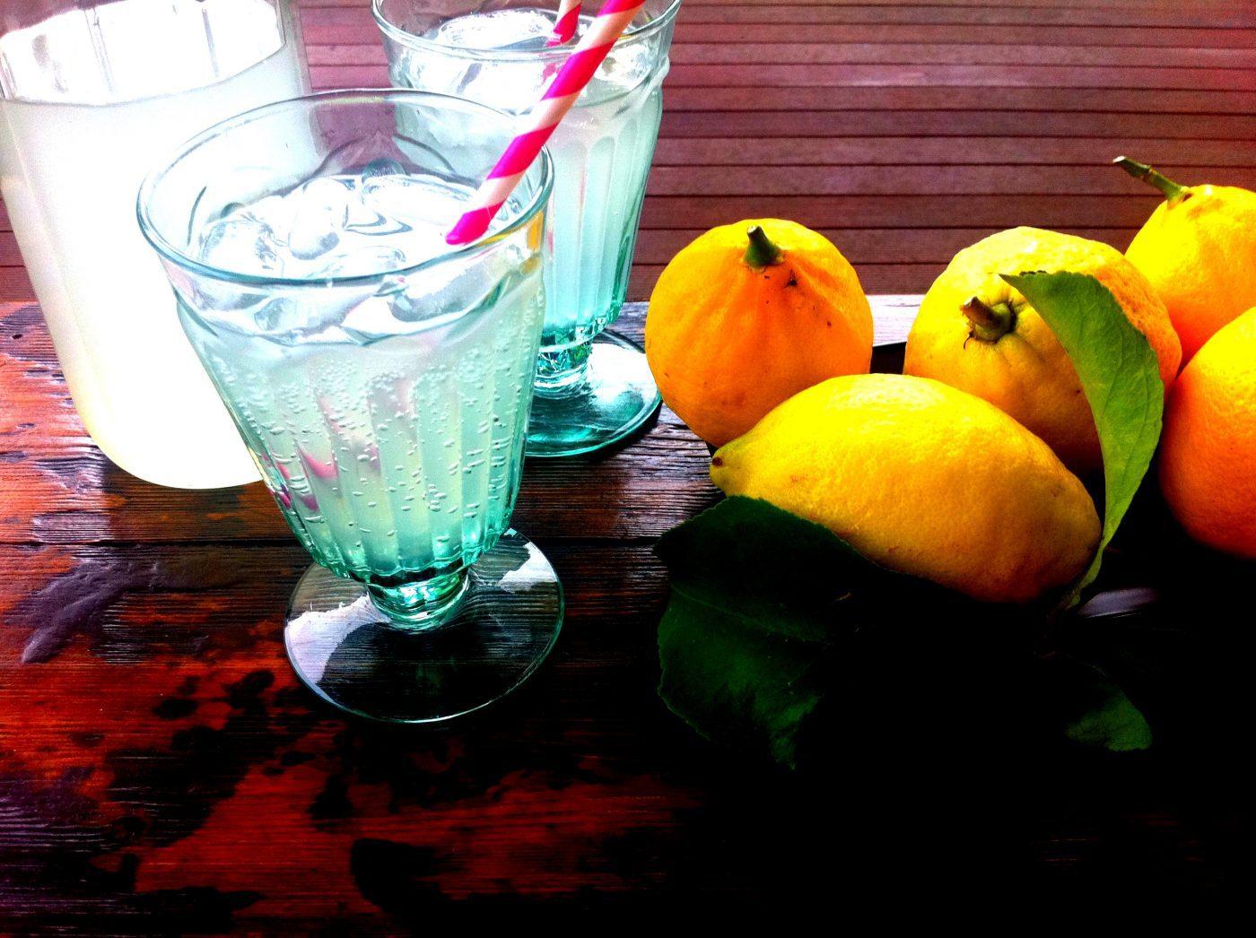 , When your Mum throws you lemons – make some lemonade!