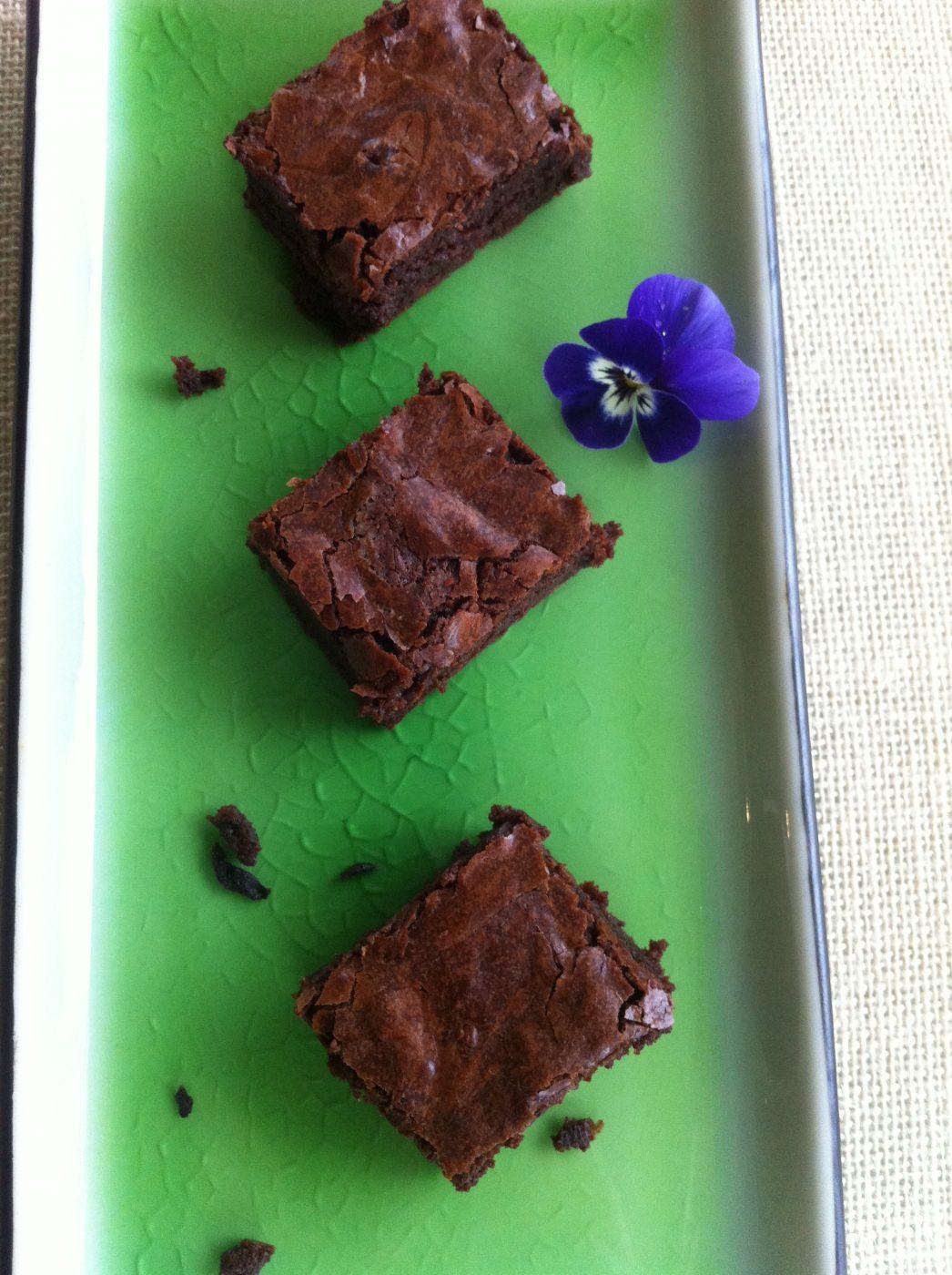, The best chocolate brownie recipe