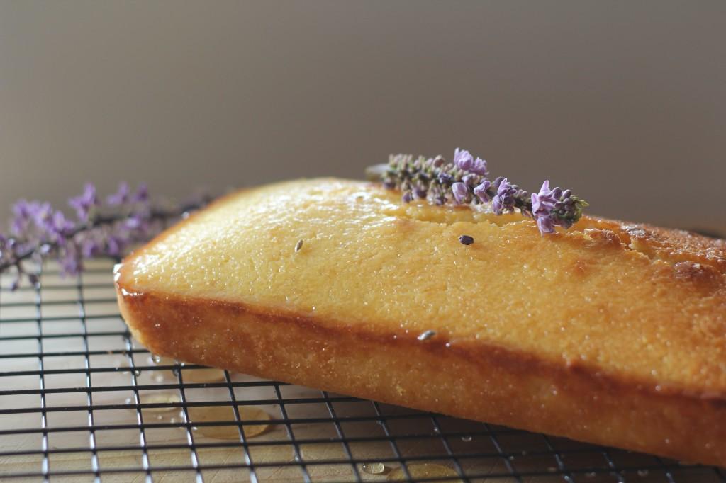 Lemon Teacake for Grace