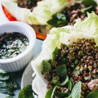 Thai larb, Thai larb recipe + a rather disastrous start to our Thailand adventure (that we can now giggle at)