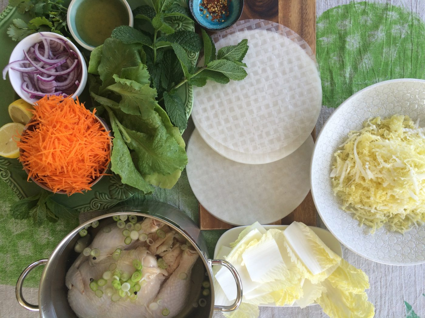 , Poached chicken recipe – a healthy and versatile little number