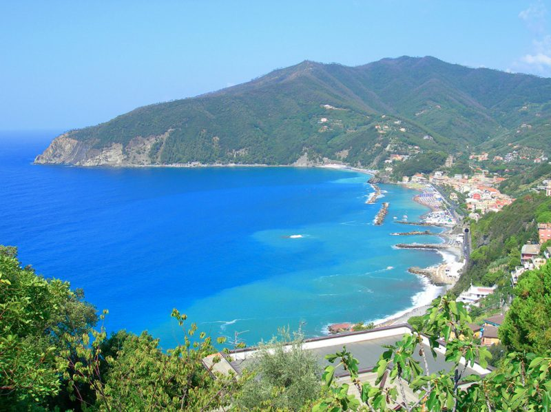 Moneglia, Italy -The Relish Mama culinary tour October 2nd - 8th, 2015