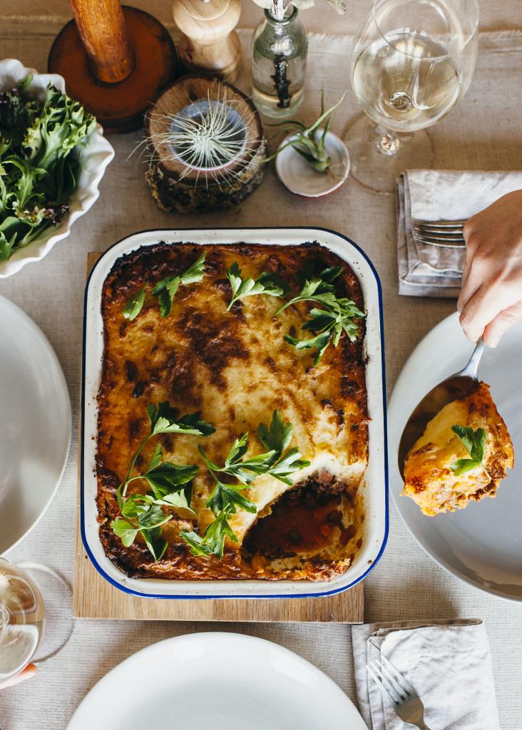 Comfort food - Shepherd's pie