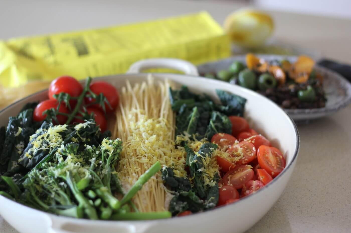 , Wonderpot – one pot pasta magic