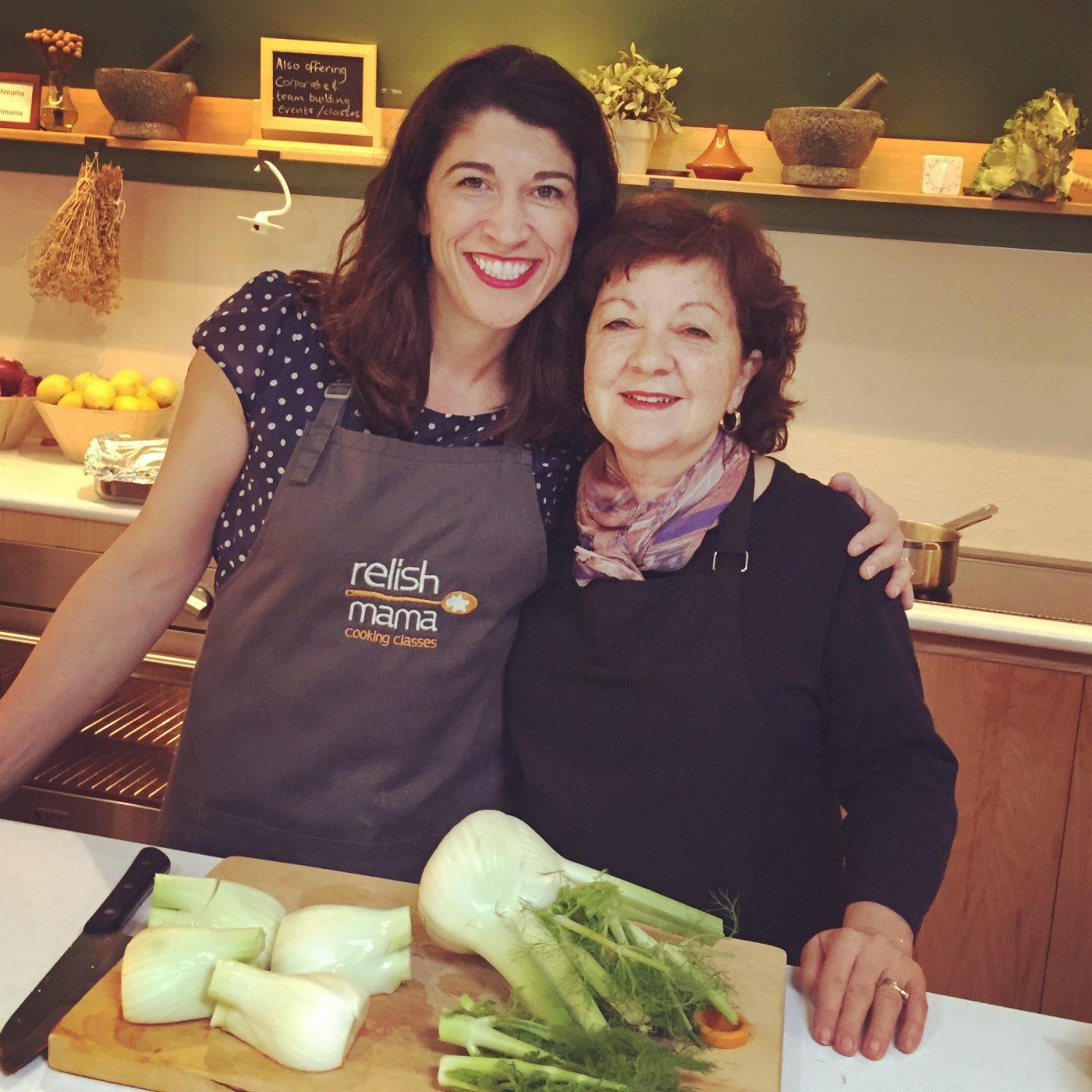 , Rosa Mitchell's recipe for olives Siciliane