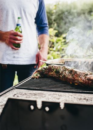 Barbecue cooking class with Nellie Kerrison