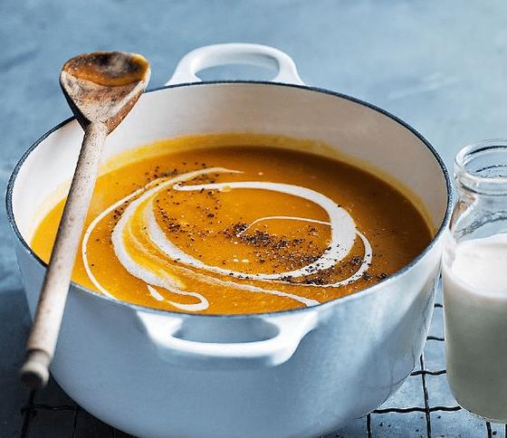 , My Nana's best ever Pumpkin soup