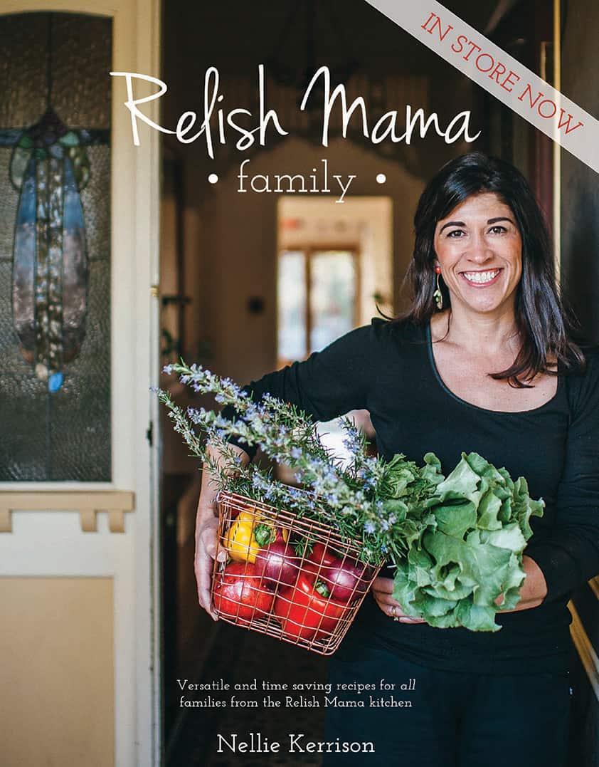 , My new book – Relish Mama 'Family'
