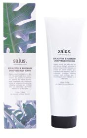 Salus purifying body scrub eucalyptus and rosemary