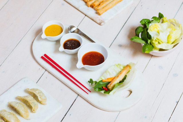 Fodmap friendly – Asian banquet