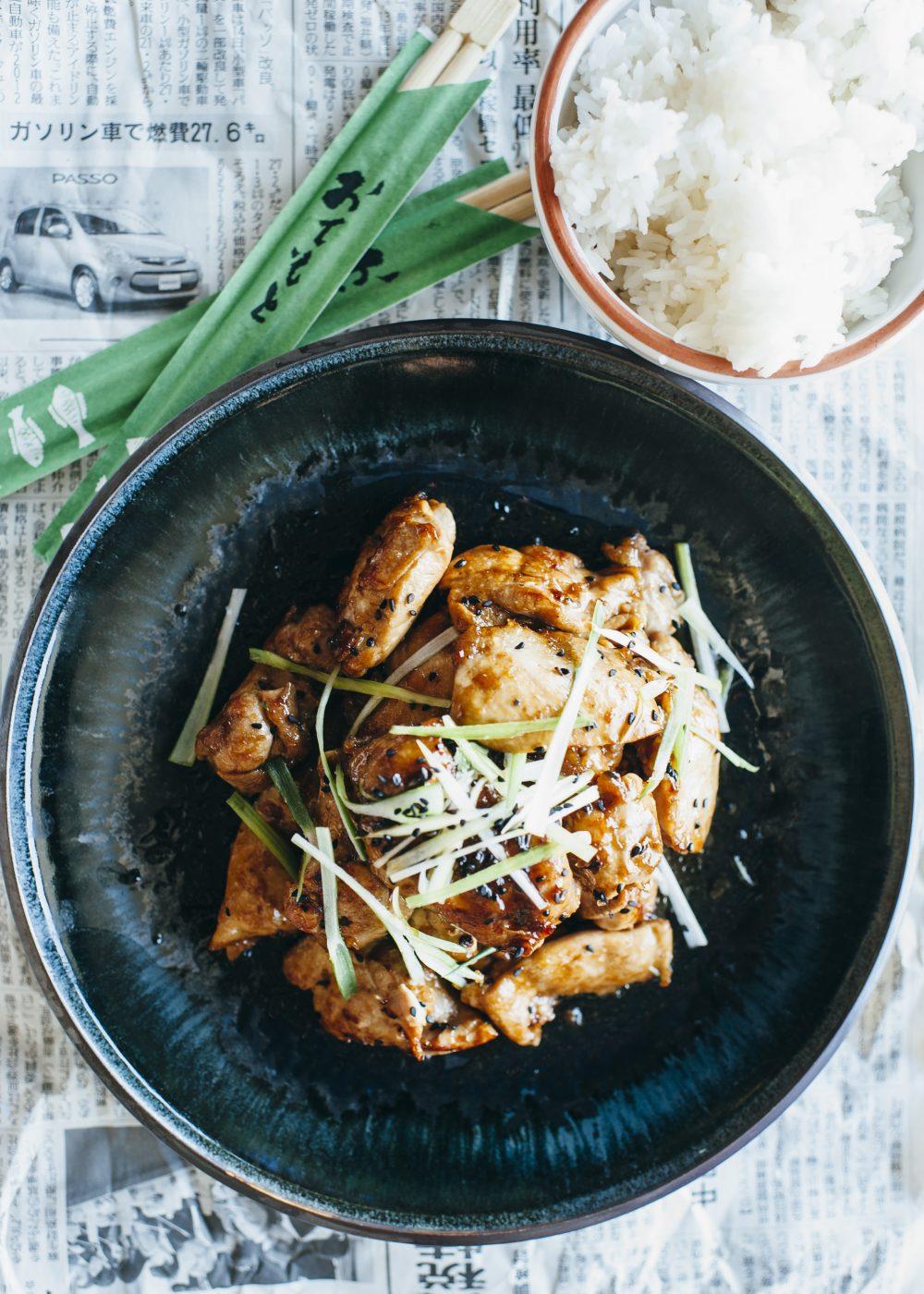 , Teriyaki chicken – a midweek saviour