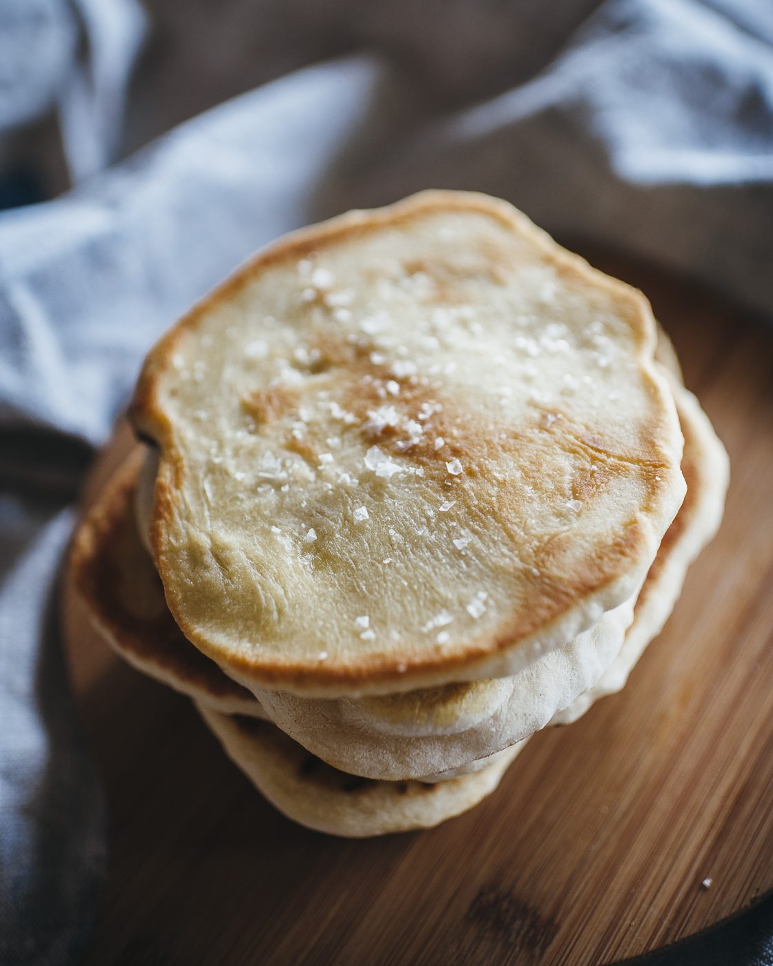 , My weakness – home made pitta (a good weakness really)