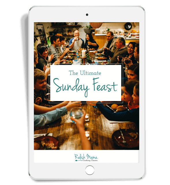 The ultimate sunday feast ebook