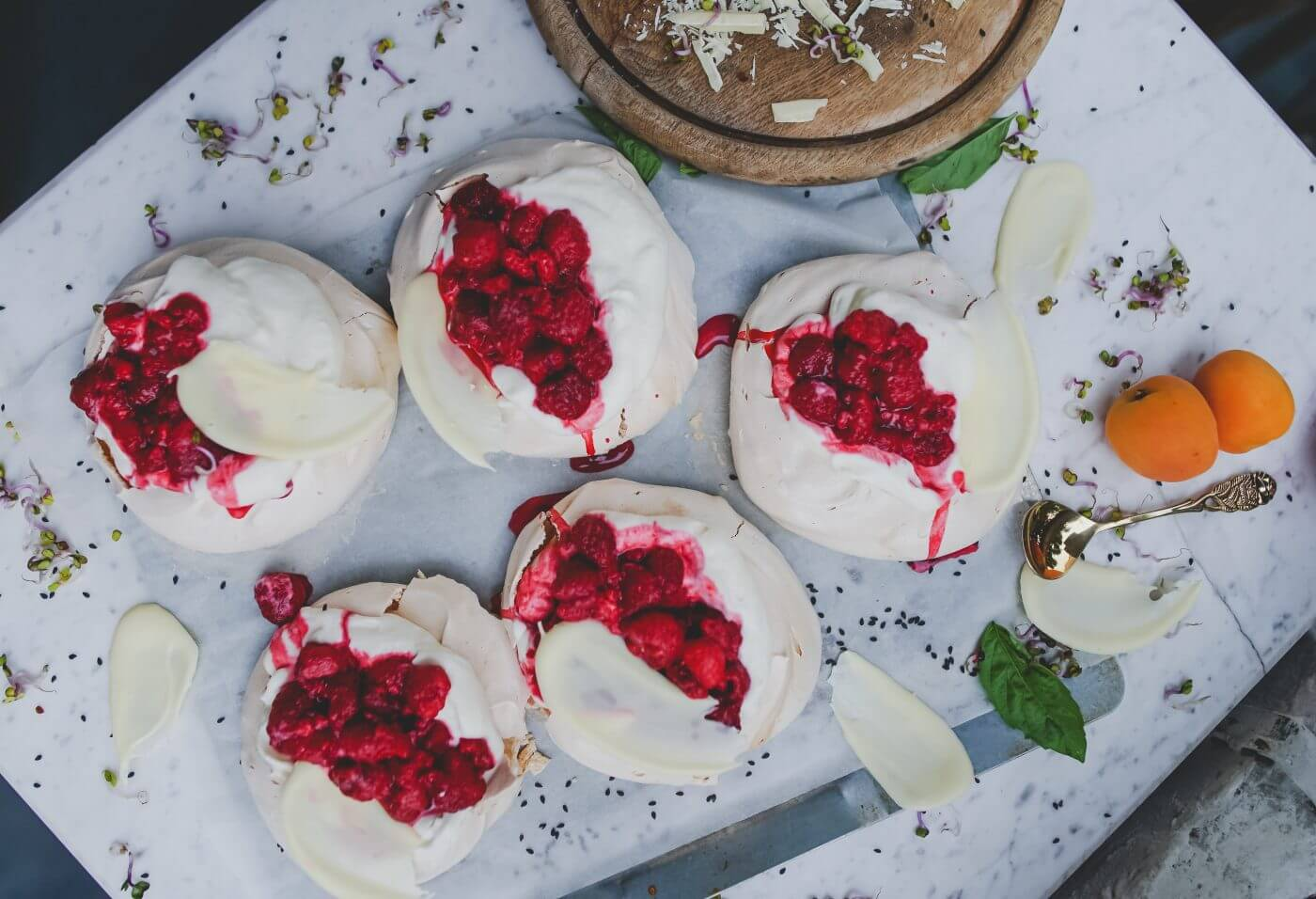 Christmas festive desserts extravaganza