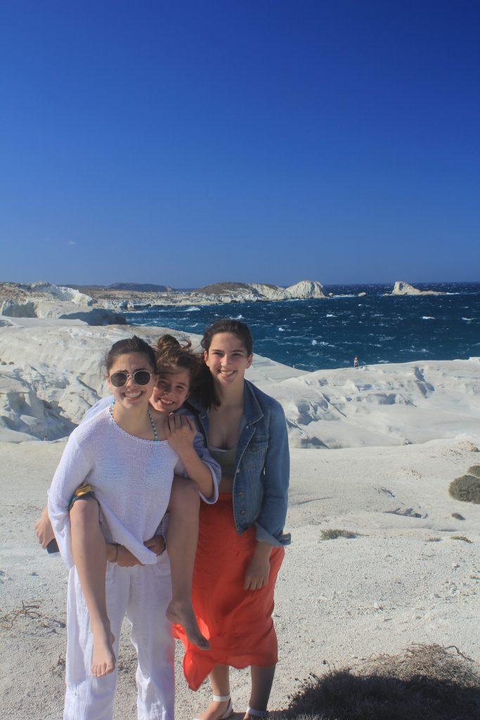 , The stunning Cycladic Island of Milos in Greece
