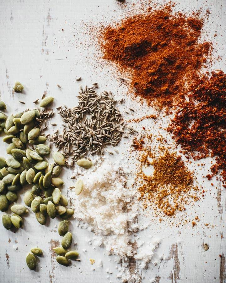 , Versatile Spice Mix (aka 'A Little Miracle In A Jar')