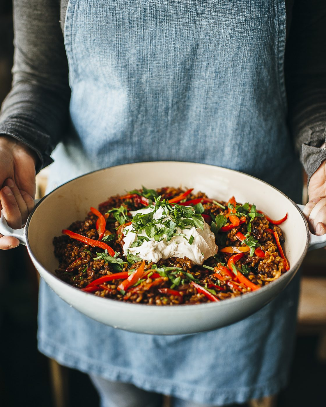 Ottolenghi-Inspired Dishes