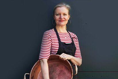 , Meet The Chef – Caroline Gray