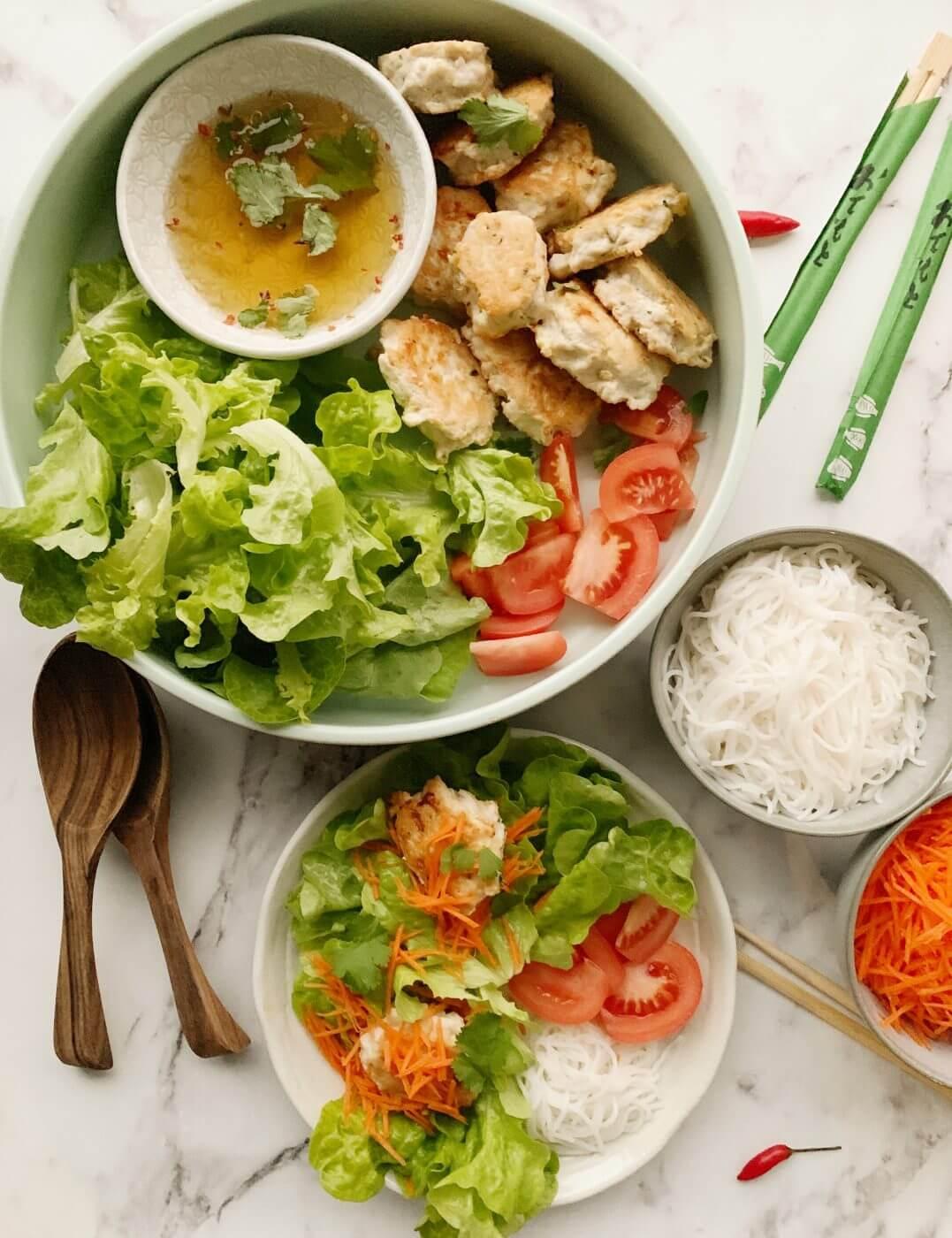 , Bun cha recipe the whole family will love