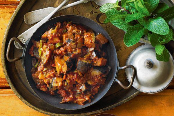 Vegatable kasundi curry