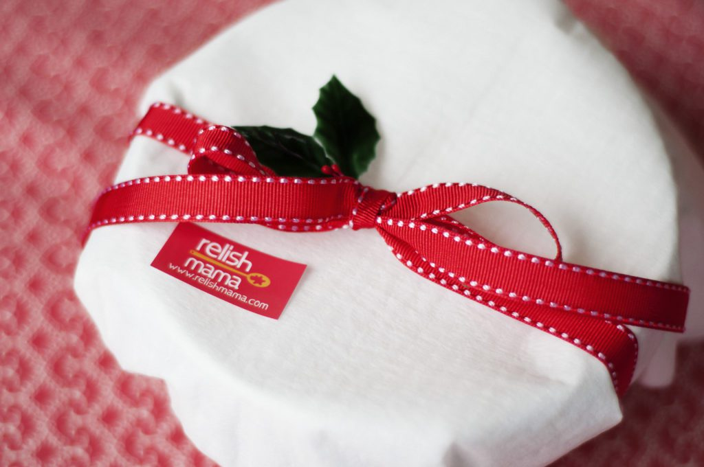 Nana's very special Christmas pudding, Nana's very special Christmas pudding