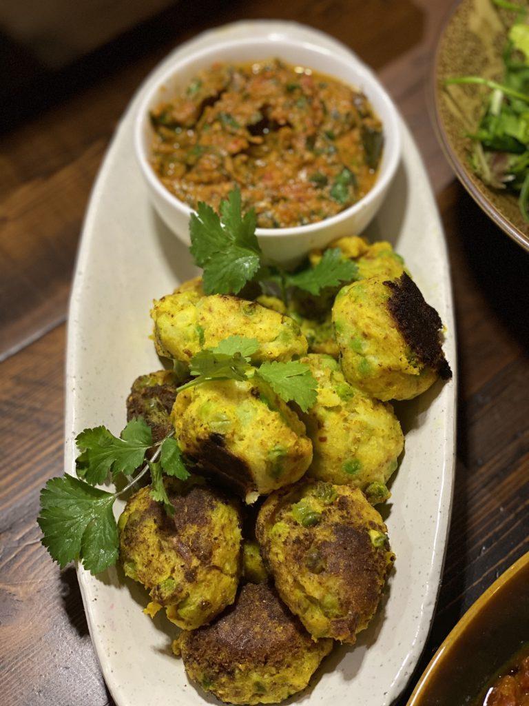 Aloo Ki Tikki -Indian Potato Croquettes, Aloo Ki Tikki -Indian Potato Croquettes