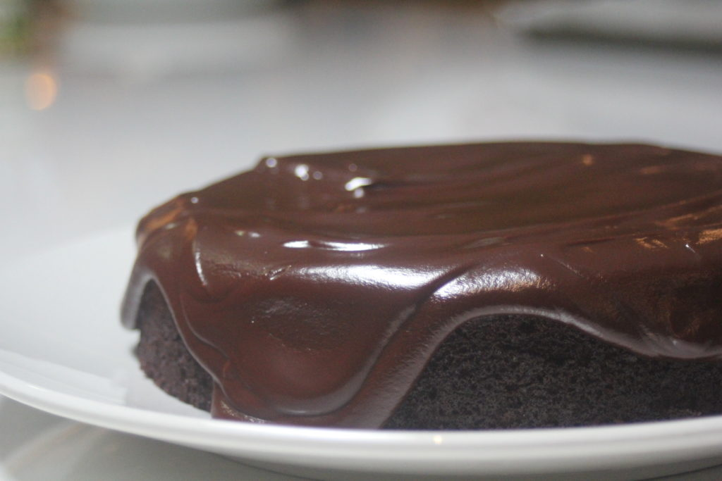 , Mothers day chocolate cake